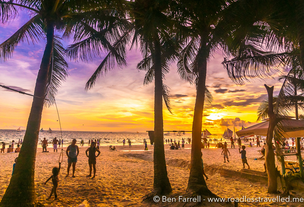 A Weekend in Boracay, Philippines